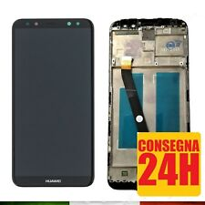 DISPLAY LCD +TOUCH SCREEN +FRAME HUAWEI MATE 10 LITE RNE-L21 L01  NERO