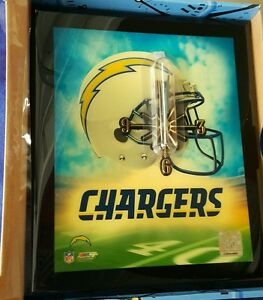 NFL Football San Diego Chargers Wall Clock