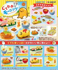 Re-Ment Miniature Sanrio Gudetama Breakfast Full set of 8 pieces RARE