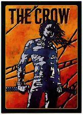 Danijel Zezelj#7 The Crow : City Of Angels Embossed Legend 1996 ChaseCard(C1450)