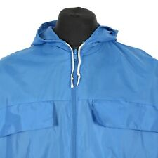 Vintage Waterproof Jacket | Rainjacket Cagoule Anorak Windbreaker Wind Coat