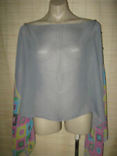 Polyester Unbranded Hand-wash Only Geometric Tops & Blouses for Women