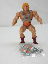 MOTU,Vintage,HE-MAN,HARD HEAD,Masters of the Universe,complete,figure,MALAYSIA