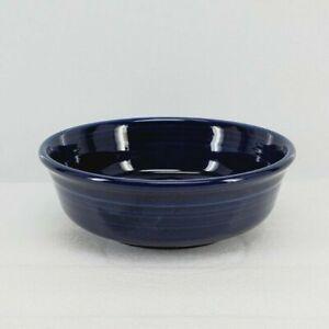 14 0Z CEREAL DIP FRUIT small BOWL cobalt blue FIESTAWARE FIESTA new