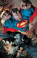 BATMAN SUPERMAN #8 DC COMICS KUBERT VARIANT COVER B 1ST PRINT