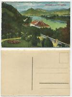 37343 - Rolandseck u.d. Siebengebirge - alte Ansichtskarte