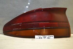 1991-1996 Saturn SC2 S Series Coupe Left Driver Genuine OEM tail light 01 4C6