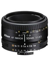 nikon AF nikkor 50mm f/1.8 d objektiv für d750 d800 d810 d1x d7000 d7500 kameras
