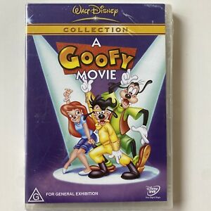 A Goofy Movie - Disney (DVD) Australia Region 4- NEW & SEALED