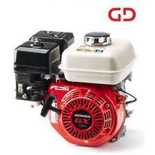"GX160UT2-QX-4-OH -  Genuine Honda Engine with 3/4"" Side Crank OHV, 163cc"