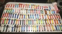 PEZ Candy Pez Dispensers Lot Of 126 Pez Collection Vintage And Modern Dispensers