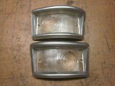 1961-62 Ford Econoline van Parking Light Lens Clear