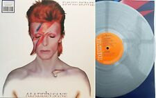 DAVID BOWIE LP Aladdin Sane 45th Anniversary SILVER Vinyl Edition NEW and SEALED