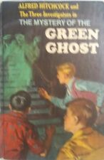 [The Three Investigators #4] The Mystery of the Green Ghost by Robert Arthur