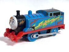 Thomas Trackmaster Motorized Engine Thomas Train Lightning Bolts Tested Working
