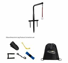 St080A Posma Metal Golf Swing Trainer Club Champ Swing Groover Gift Set