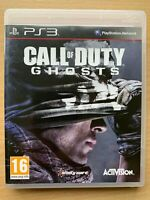 Call of Duty Ghosts PS3 Game for Sony PlayStation 3