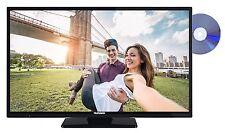 Telefunken XH32A201D LED Fernseher mit DVD 32 Zoll HD Triple-Tuner Smart TV