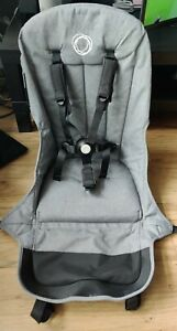 Bugaboo Cameleon 3 Seat Fabric Grey Melange .
