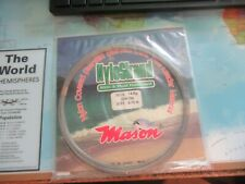 Mason Nylostrand Kink & Rust Resistant Steel Wire Leader 30 Lb 30 Ft Brand New!!