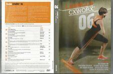 Les Mills Cxworx 6 Dvd Class/Music Cd/Choreography Notes