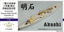Five star 1/700 710085 ijn akashi réparation navire pour pitroad