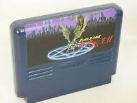 Famicom MEGAMI TENSEI II 2 Digital Devil Cartridge Only Nintendo Japan fc