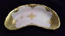 EXQUISITE Vintage Ardalt Lenwile Trinket Dish Porcelain Hand Painted 6699B Japan