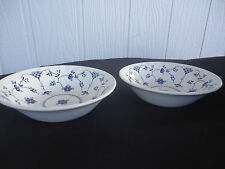 2 churchill georgian collection finlandia cereal bowls