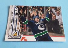2010/11 Pinnacle Hockey Ryan Kesler Card #8***Vancouver Canucks***