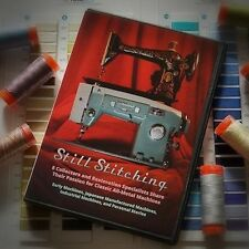 Still Stitching - Vintage Sewing Machine Documentary - DVD
