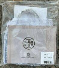 TORY BURCH Ella Mini Tote Nylon Leather Bag Black NWT 36% OFF Cyber Week Sale