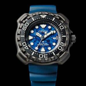 CITIZEN PROMASTER BN0227-09L MARINE Eco-Drive Diver's 200m Solar Watch Men's