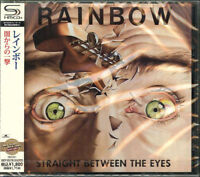 RAINBOW-STRAIGHT BETWEEN THE EYES-JAPAN SHM-CD D50