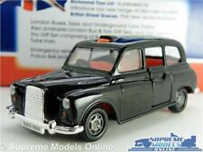 AUSTIN FX4 MODEL LONDON TAXI CAR BLACK CAB 1:36 SCALE RICHMOND K8