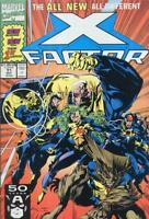 X-Factor 71 (October, 1991) Marvel Comics NM X-Factor #71 - Cutting the Mustard