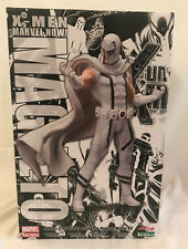 STATUE Kotobukiya MAGNETO BLANC  Marvel Now! X-Men Figurine PVC ARTFX