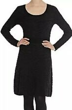 BNWT 💕Coast 💕Size 14 Lainey Black Knitted Casual Smart  Evening Dress 42 EU