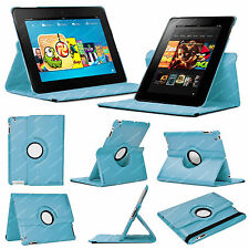 Blue Kindle Fire Tablet eBook Cases, Covers & Keyboard Folios