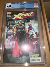 X-Force (Volume 5) #2 CGC 9.8 Guardians of the Galaxy variant free shipping