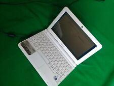 MSI Wind U180 - NetBook - Wi-Fi Dual Core Intel Atom 320GB White ~ Windows 7 💻