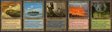 20 Card Cycling Land - Urza's Saga - NM/SP - 4x of each - Sets - Magic MTG FTG