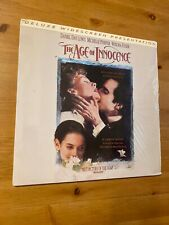 The Age of Innocence (Laserdisc, 1994) *CAV*