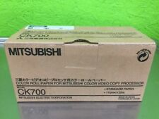 Mitsubishi CK700 Color Roll Paper 110mm x 22m