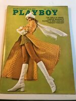 PLAYBOY MAGAZINE  APRIL 1970 GIRLS OF ISRAEL   MISS ENGLAND  HAS  CF