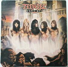 Angel – White Hot LP US Press 1977 Casablanca NBLP-7085 Insert