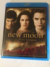 The Twilight Saga: New Moon (Blu-ray Disc, 2010, Canadian)