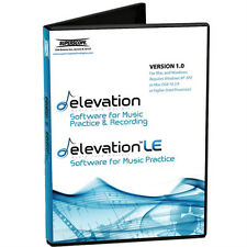 Superscope Elevation Music Practice & Record Software Individual License Disc