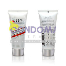 Nuru Gel - Premium Massage Gel - Platinum 40mL