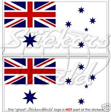 AUSTRALIA Royal Australian Navy RAN Flag Bumper Sticker